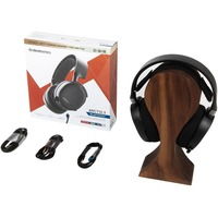 SteelSeries Arctis 3 Bluetooth Headset  40 mm Stereo Gaming Headset - Over-the-head - Circumaural - Black