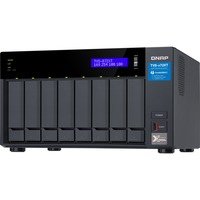 QNAP TVS-872XT-I5-16G 8 x Total Bays SAN/NAS/DAS Storage System - 4 GB Flash Memory Capacity - Intel Core i5 Hexa-core 6 Core 1.70 GHz - 16 GB RAM - DDR4 SDRAM Tow