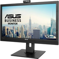 Asus BE24DQLB 23.8inch Full HD WLED LCD Monitor - 16:9 - Black - Webcam