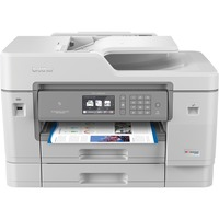 Brother MFC-J6945DW Inkjet Multifunction Printer - Colour - Plain Paper Print - Desktop - Copier/Fax/Printer/Scanner - 4800 x 1200 dpi Print - Automatic Duplex Print