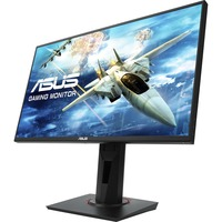Asus VG258QR 24.5inch Full HD WLED Gaming LCD Monitor - 16:9 - Black