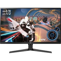 "LG 32GK850F-B 31.5"" WLED LCD Gaming Monitor - 16:9 - 5 ms GTG"