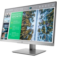 "HP E243 60.5 cm (23.8"") LED LCD Monitor - 16:9 - 5 ms - 1920 x 1080 - 16.7 Million Colours - 250 cd/m² - Full HD - HDMI - VGA - DisplayPort - USB - 38 W - EPEAT"
