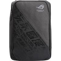 """Asus ROG Ranger BP1500 Carrying Case (Backpack) for 39.6 cm (15.6"""") Notebook - Black, Grey"""