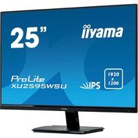 iiyama ProLite XU2595WSU-B1 25inch WUXGA LED Gaming LCD Monitor - 16:10 - Matte Black