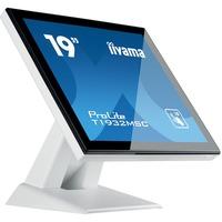 "iiyama ProLite T1932MSC-W5AG 48.3 cm (19"") LCD Touchscreen Monitor - 5:4 - 14 ms"