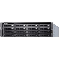 QNAP TS-2483XU-RP-E2136-16G 24 x Total Bays SAN/NAS Storage System - 5 GB Flash Memory Capacity - Intel Xeon E-2136 Hexa-core 6 Core 3.30 GHz - 16 GB RAM - DDR4 SD