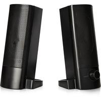 V7 SB2526-USB-6E Speaker System - 5 W RMS - Black - USB