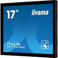 "iiyama ProLite TF1734MC-B6X 43.2 cm (17"") Open-frame LCD Touchscreen Monitor - 5:4 - 5 ms"
