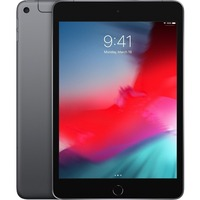 Apple iPad mini 5th Generation Tablet - 20.1 cm 7.9inch - 64 GB Storage - iOS 12 - 4G - Space Gray - Apple A12 Bionic SoC - 7 Megapixel Front Camera - 8 Megapixel R