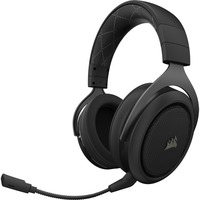 Corsair HS70 Wireless Over-the-head Stereo Headset - Carbon Black