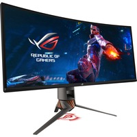 Asus ROG Swift PG349Q  34.1inch UW-QHD Curved Screen WLED Gaming LCD Monitor - 21:9 - Plasma Copper, Armor Titanium, Black, Anthracite
