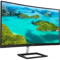 Philips 328E1CA 31.5inch 4K UHD Curved Screen WLED LCD Monitor - 16:9 - Textured Black