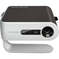 Viewsonic M1plus Short Throw DLP Projector - 16:9 - 854 x 480 - Front - 30000 Hour Normal ModeWVGA - 120,000:1 - 300 lm - HDMI - USB