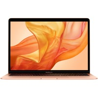 Apple MacBook Air MVFM2B/A 33.8 cm 13.3inch Notebook - 2560 x 1600 - Core i5 - 8 GB RAM - 128 GB SSD - Gold