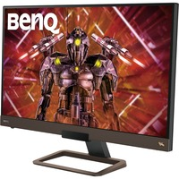 BenQ EX2780Q 27inch WQHD LED Gaming LCD Monitor - 16:9 - Metallic Grey