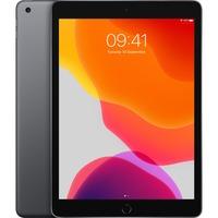 Apple iPad 7th Generation Tablet - 25.9 cm 10.2inch - 128 GB Storage - iPad OS - Space Grey - Apple A10 Fusion SoC - 1.2 Megapixel Front Camera - 8 Megapixel Rear C