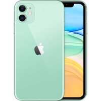 Apple iPhone 11 A2221 64 GB Smartphone - 15.5 cm 6.1inch HD - 4 GB RAM - iOS 13 - 4G - Green