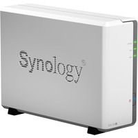 Synology DiskStation DS120j 1 x Total Bays SAN/NAS Storage System - Marvell ARMADA 370 Dual-core (2 Core) 800 MHz - 512 MB RAM - DDR3L SDRAM Desktop - Serial ATA Con