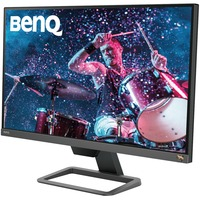 BenQ Entertainment EW2780Q 27inch WQHD LED LCD Monitor - 16:9 - Black, Metallic Grey