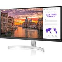 "LG Ultrawide 29WN600 29"" UW-UXGA LED Gaming LCD Monitor - 21:9 - Grey"