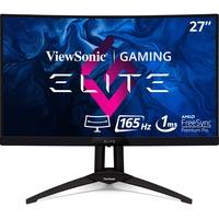 Viewsonic Elite XG270QC 27inch WQHD Curved Screen LED Gaming LCD Monitor - 16:9