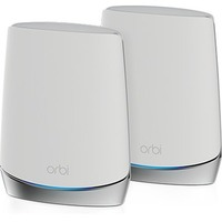 NETGEAR Orbi WiFi 6 Mesh System AX4200 RBK752  802.11ax 1 Router with 1 Satellite Extender