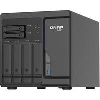QNAP TS-H686-D1602-8G 6 x Total Bays SAN/NAS Storage System - 5 GB Flash Memory Capacity - Intel Xeon Dual-core 2 Core 2.50 GHz - 8 GB RAM - DDR4 SDRAM Tower - Ser