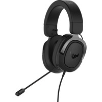 TUF Gaming H3 Wired Over-the-head Stereo Gaming Headset - Gun Metal