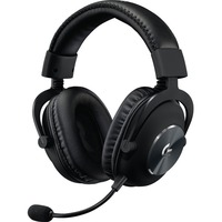 Logitech PRO X Wireless Over-the-head Stereo Gaming Headset - Black