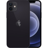 Apple iPhone 12 64 GB Smartphone - 15.5 cm 6.1inch OLED Full HD Plus - 4 GB RAM - iOS 14 - 5G - Black