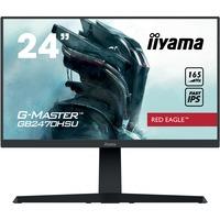 iiyama Red Eagle G-Master GB2470HSU-B1 23.8inch Full HD 165Hz LED LCD Monitor - 16:9 - Matte Black