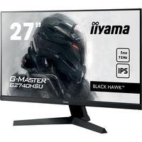 iiyama BLACK HAWK G-MASTER G2740HSU-B1 27inch Full HD LED LCD Monitor - 16:9 - Matte Black