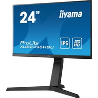iiyama ProLite XUB2496HSU-B1 23.8inch Full HD LED Gaming LCD Monitor - 16:9 - Matte Black