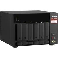 QNAP TS-673A-8G 6 x Total Bays NAS Storage System - 5 GB Flash Memory Capacity - AMD Ryzen Quad-core 4 Core 2.20 GHz - 8 GB RAM - DDR4 SDRAM Tower - Serial ATA/600