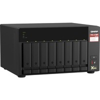 QNAP TS-873A-8G 8 x Total Bays NAS Storage System - 5 GB Flash Memory Capacity - AMD Ryzen V1500B Quad-core 4 Core 2.20 GHz - 8 GB RAM - DDR4 SDRAM Tower - 0 x HDD