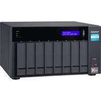 QNAP TVS-872X-I3-8G 8 x Total Bays SAN/NAS Storage System - 5 GB Flash Memory Capacity - Intel Core i3 Quad-core 4 Core 3.10 GHz - 8 GB RAM - DDR4 SDRAM Tower - Se