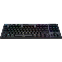 Logitech G915 Rugged Tactile Gaming Keyboard - Wireless Connectivity