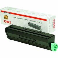 Oki 01101202 Toner Cartridge - Black