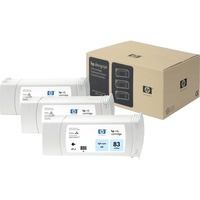 HP No. 83 Ink Cartridge - Light Cyan