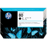 HP No. 80 Ink Cartridge - Black