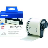 Brother DK22205 Paper Tape - 62 mm x 30.40 mm