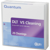 Quantum BHXHC-02 Cleaning Cartridge - DLT DLT VS