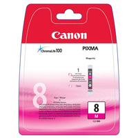 Canon CLI-8M Ink Cartridge - Magenta