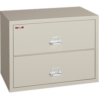 FireKing Insulated 2 Drawer Lateral Records File FIR23822CPA