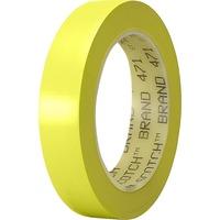 3M Yellow Vinyl Marking Tape MMM4711YE