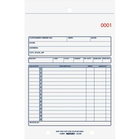 Rediform 2-Part Carbonless Sales Forms