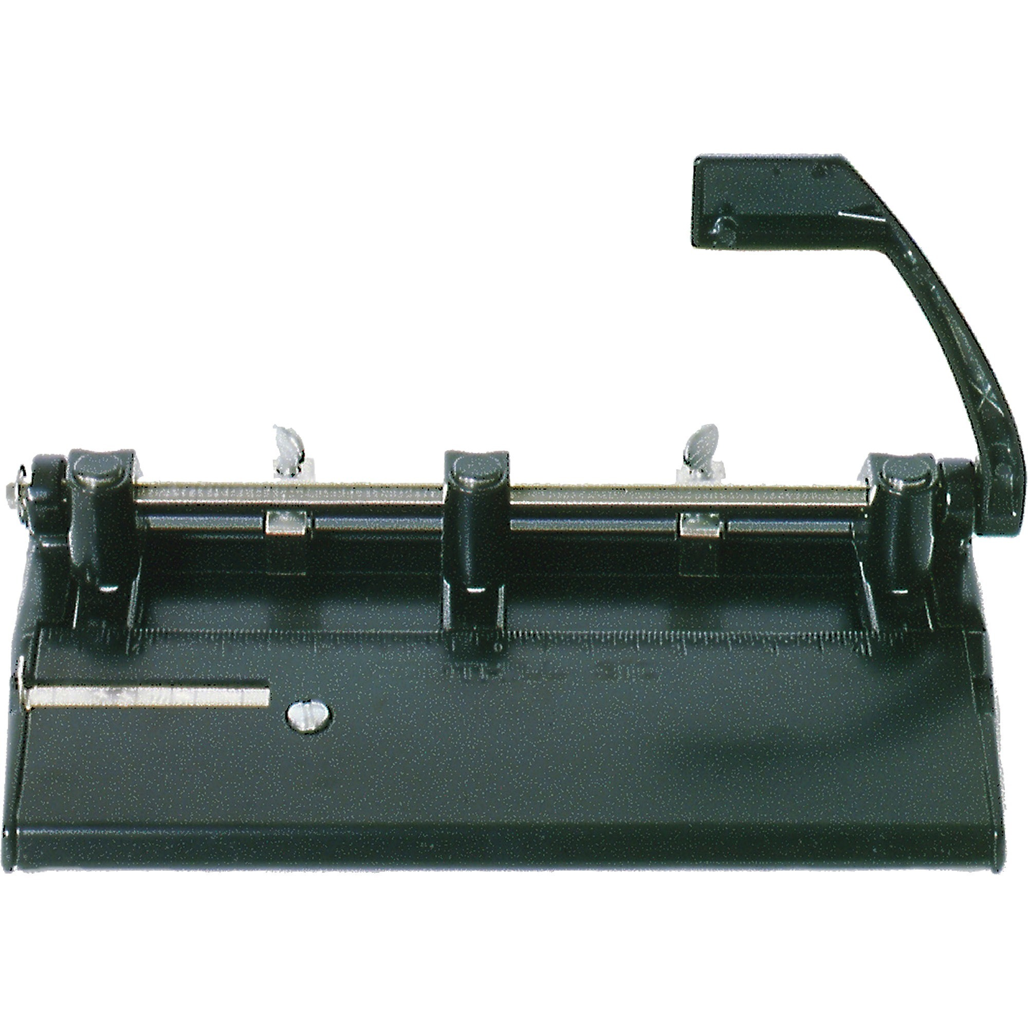 MAT5335B Master Heavy-Duty 3 Hole Punch Adjustable Paper Punch