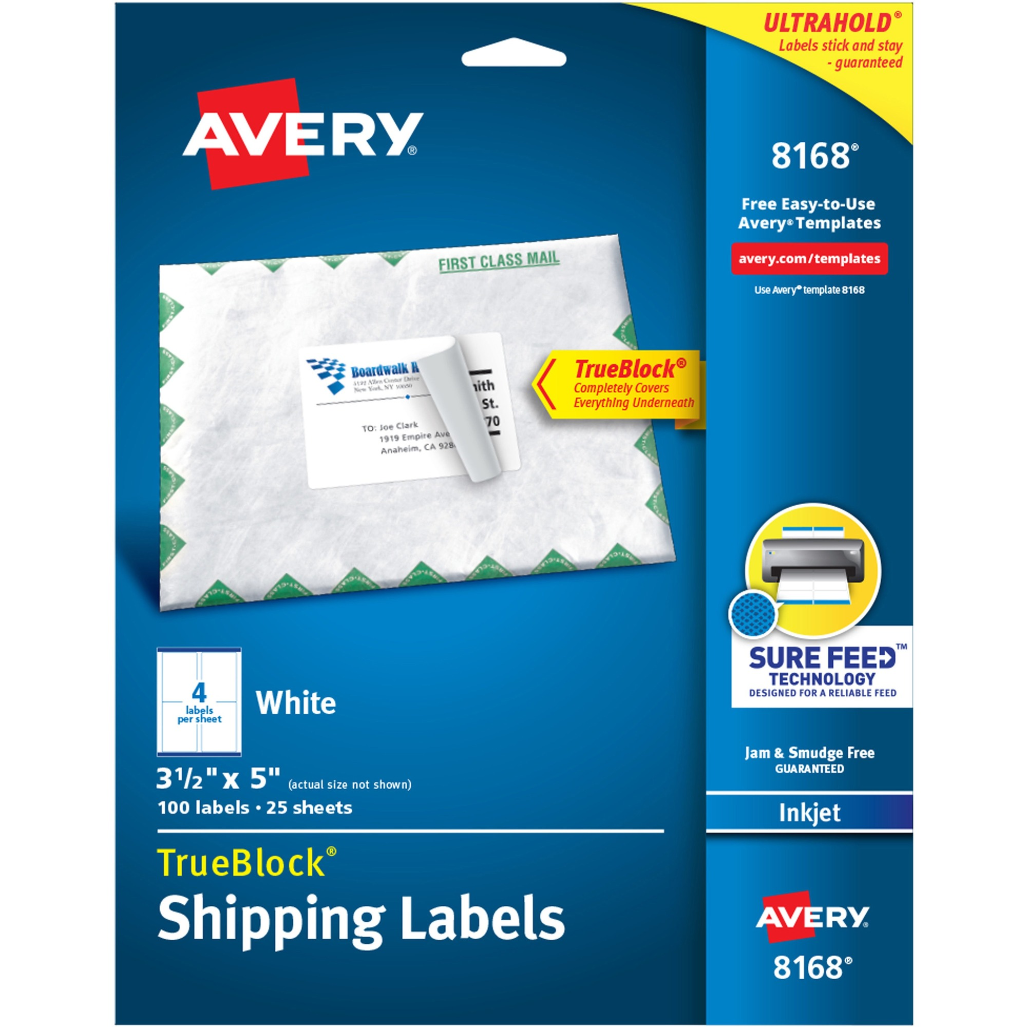 Avery 2X4 Label Template from content.etilize.com