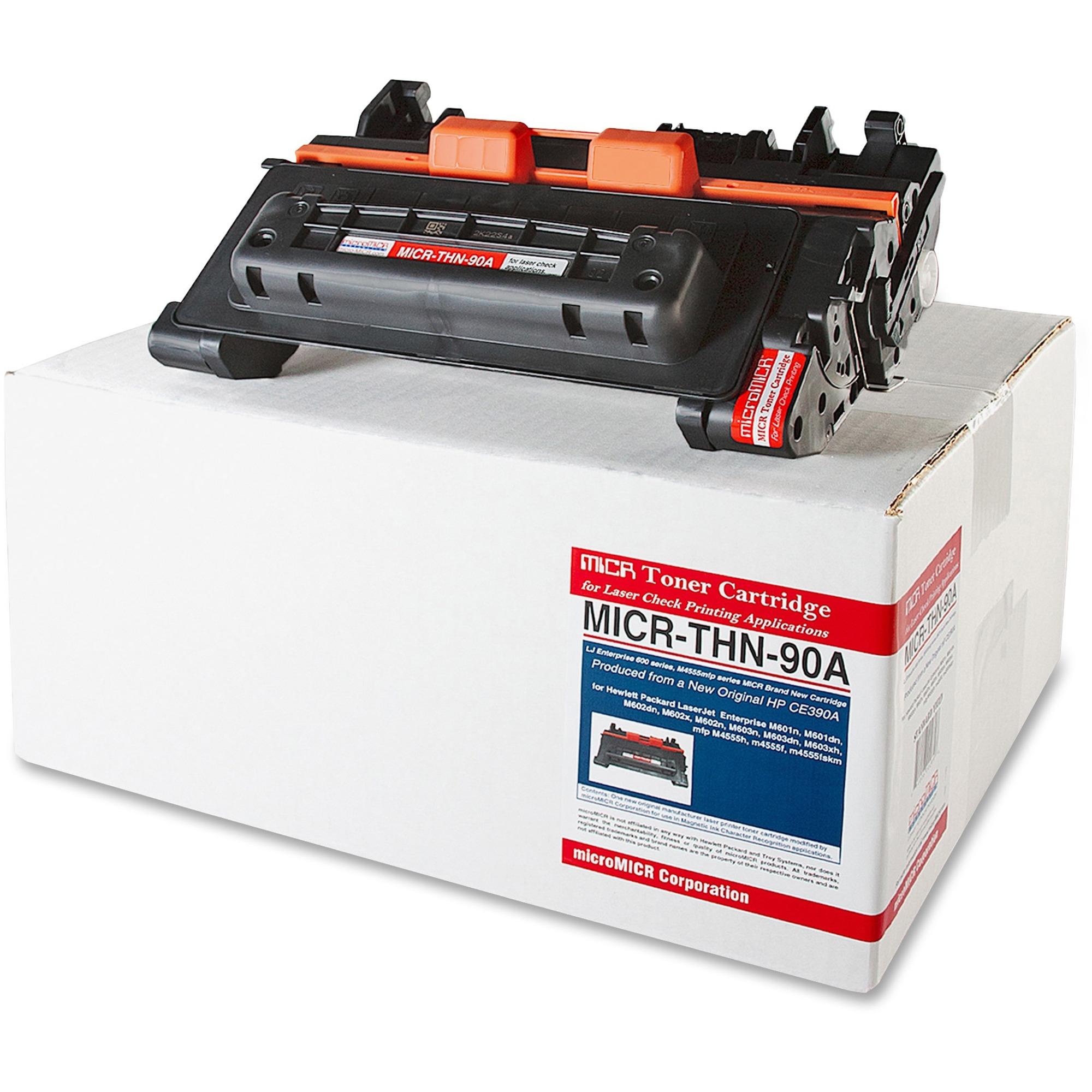 6 pk CE390A Toner Cartridge for HP 600 M601n 600 M602n 600 M601dn Printer